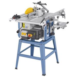 Bernardo CWM 150 univerzális kombinált faipari gép állvánnyal, 230 V termék fő termékképe