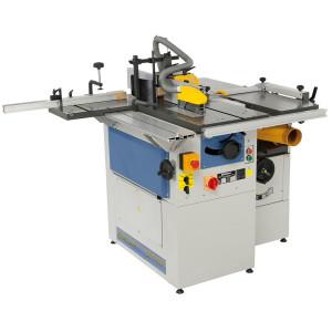 Bernardo CWM 250 R univerzális kombinált faipari gép, 230 V termék fő termékképe