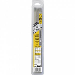 GYS RUTIL 6013 rutilos hegesztő elektróda, 2.5 mm, 50szál/csomag termék fő termékképe