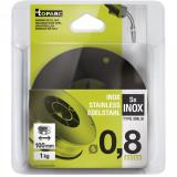 GYS 308LSi inox hegesztő huzal, 0.8 mm, 1kg/tekercs