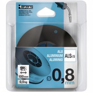 GYS AlSi5 hegesztő huzal, 0.8 mm, 0.5kg/tekercs termék fő termékképe