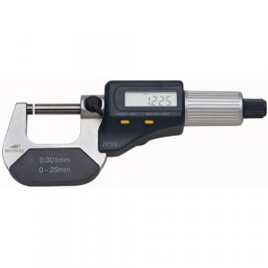 Helios-Preisser Digitális kengyeles mikrométer, 25-50 mm (0912502) termék fő termékképe