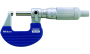Mitutoyo Mikrométer racsnis dobbal, 0-25 mm, 0.01 mm (102-701)