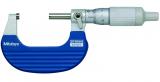 Mitutoyo Mikrométer racsnis dobbal, 25-50 mm, 0.01 mm (102-702)