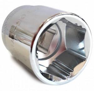 """Welzh Werkzeug 1/2""""-os 6 lapú Lok-Typ dugókulcs fej termék fő termékképe"""