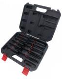 Welzh Werkzeug 1079-WW Seeger-fogó készlet, 1.0-2.3 mm, 0 - 45° - 90°, 12 részes