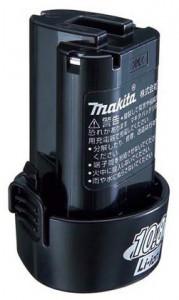 10.8 V -os Makita BL1013 1.3 Ah -s Li-ion akkumulátor felújítás termék fő termékképe