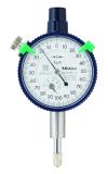 Mitutoyo Mutatós mérőóra, Sorozat 1, Ø40 mm, 1 mm, 0.001 mm (1109SB-10)