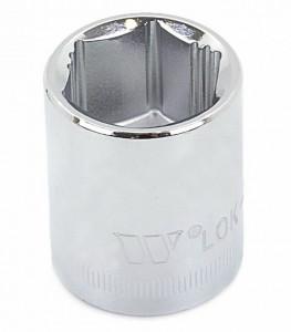"""Welzh Werkzeug 3/8""""-os 6 lapú Lok-Typ dugókulcs fej, alacsony termék fő termékképe"""