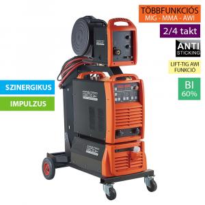 Mastroweld PMIG-500 P szinergikus, különtolós hegesztő inverter vízhűtővel termék fő termékképe