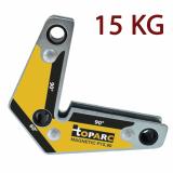 GYS P15.90 mágneses szögbeállító, 15 kg, 2db/csomag