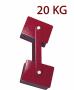 GYS P20.180 mágneses szögbeállító (dupla), 20 kg
