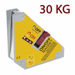 GYS D36.90 mágneses szögbeállító (demagnetizálható), 30 kg termék fő termékképe