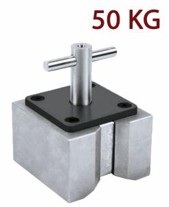 GYS D50.90 mágneses szögbeállító (demagnetizálható), 50 kg termék fő termékképe