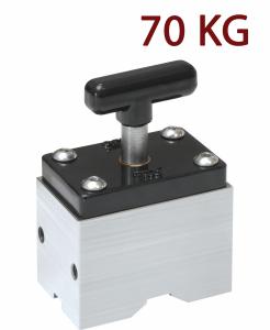 GYS D70.90M mágneses szögbeállító (demagnetizálható), 70 kg termék fő termékképe