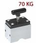 GYS D70.90M mágneses szögbeállító (demagnetizálható), 70 kg
