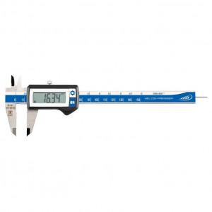 Helios-Preisser DIGI-MET zsebtolómérő Ø1.5 mm mélységmérővel, 150x40 mm (1320416) termék fő termékképe