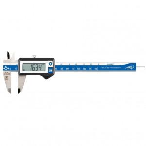 Helios-Preisser DIGI-MET zsebtolómérő szögletes mélységmérővel, IP67 védelemmel, 150x40 mm (1326417) termék fő termékképe