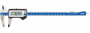 Helios-Preisser DIGI-MET zsebtolómérő szögletes mélységmérővel, IP67 védelemmel, 200x50 mm (1326418) termék fő termékképe