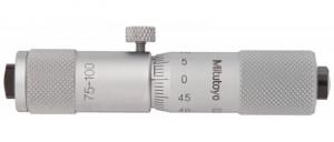 Mitutoyo Belső mikrométer, fix kialakítás hosszabbító nélkül, 75-100 mm, 0.01 mm (133-144) termék fő termékképe