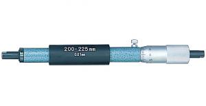 Mitutoyo Belső mikrométer, fix kialakítás hosszabbító nélkül, 200-225 mm, 0.01 mm (133-149) termék fő termékképe