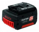 14.4 V -os Bosch 2.6 Ah -s Li-ion akkumulátor felújítás