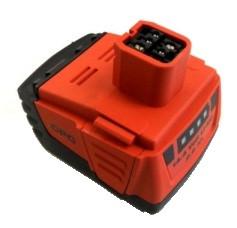 14.4 V -os Hilti B144 Li-ion akkumulátor felújítás, 2.6 Ah termék fő termékképe