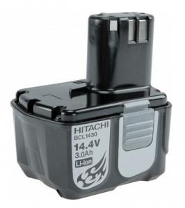 14.4 V -os Hitachi BCL1430 Li-ion akkumulátor felújítás termék fő termékképe
