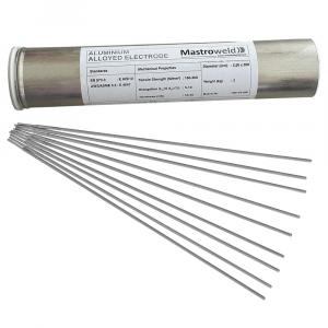 Mastroweld Aluweld 12 Si (EL-AISi 12) alumínium hegesztő elektróda, 3.2 mm termék fő termékképe