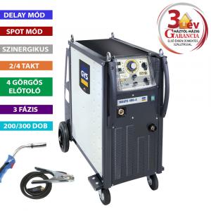 """GYS MAGYS 400-4 """"Alu Pack CO"""" fogyóelektródás """"CO"""" gép termék fő termékképe"""