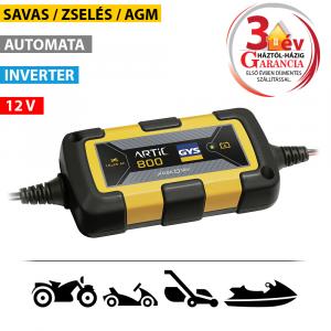 GYS ARTIC 800 inverteres akkumulátor töltő termék fő termékképe