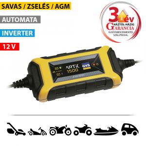 GYS ARTIC 1500 inverteres akkumulátor töltő termék fő termékképe