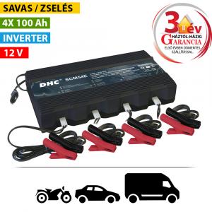 GYS DHC 54E  inverteres akkumulátor töltő termék fő termékképe
