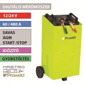 Mastroweld-Proweld DFC-650 P MW-ProW töltő-indító termék fő termékképe