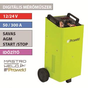 Mastroweld-Proweld DFC-450 P MW-ProW töltő-indító termék fő termékképe