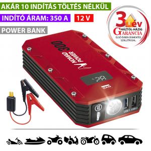 GYS Nomad Power 300 lítium-ion akkumulátoros indító termék fő termékképe