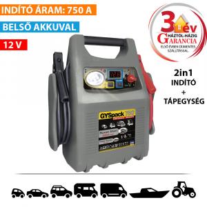 Gyspack 750 akkumulátoros indító termék fő termékképe