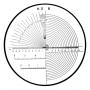 Mitutoyo Mérőlap precíziós nagyítókhoz, Ø30 mm (183-107)