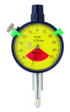 Mitutoyo Mutatós mérőóra 1 körülfordulással, Sorozat 1, Ø40 mm, 1 (dugattyú út: 3.5), 0.01 mm (1929SB)