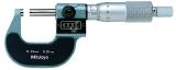 Mitutoyo Külső mikrométer mechanikus számlálóval, 0-25 mm, 0.01 mm (193-101)