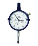 Mitutoyo Mutatós mérőóra, Sorozat 2, ütésálló, Ø57 mm, 5 mm, 0.01 mm (2044SB-09)