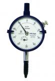 Mitutoyo Mutatós mérőóra, Sorozat 2, IP64, Ø57 mm, 5 mm, 0.01 mm (2044SB-60)