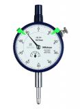 Mitutoyo Mutatós mérőóra, Sorozat 2, Ø57 mm, 5 mm, 0.01 mm (2044SB)