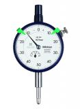 Mitutoyo Mutatós mérőóra, Sorozat 2, Ø57 mm, 5 mm, 0.01 mm (2045SB)