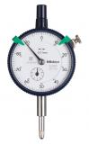 Mitutoyo Mutatós mérőóra, Sorozat 2, ütésálló, Ø57 mm, 10 mm, 0.01 mm (2046SB-09)