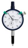 Mitutoyo Mutatós mérőóra, Sorozat 2, IP64, Ø57 mm, 10 mm, 0.01 mm (2046SB-60)