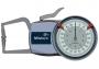 Mitutoyo Tapintókaros mérőóra Ø6 mm tárcsa tapintóval, külső méréshez, IP65, 0-10 mm, 0.005 mm (209-403)