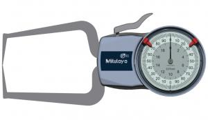 Mitutoyo Tapintókaros mérőóra 0.4 mm sugarú keményfém kúp tapintóval, külső méréshez, IP65, 0-20 mm, 0.01 mm (209-405) termék fő termékképe