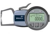 Mitutoyo Digimatic tapintókaros mérőóra Ø1.5 mm keményfém gömb tapintóval, külső méréshez, IP67, 0-10 mm, 0.005 mm (209-570)