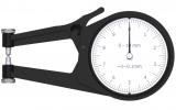 Mitutoyo Tapintókaros mérőóra Ø2 mm keményfém gömb tapintóval, külső méréshez, IP65, 0-10 mm, 0.1 mm (209-842)